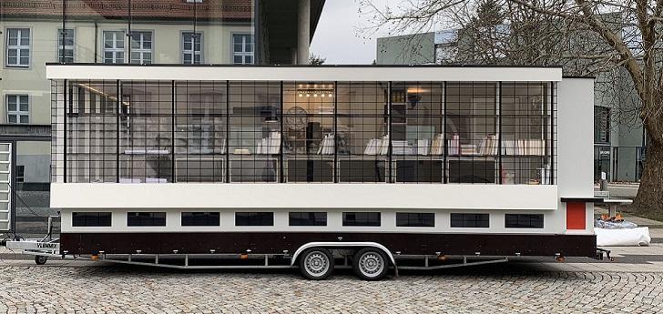 La Bauhaus sale de gira