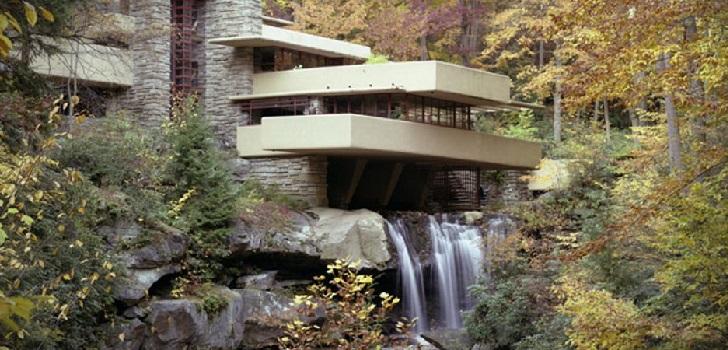 'Fallingwater' o la conexión entre el hombre, la arquitectura y la naturaleza
