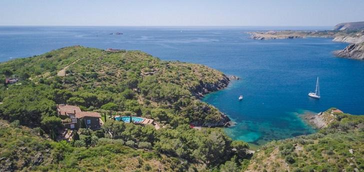 Una villa de película junto a Cap de Creus de diez millones