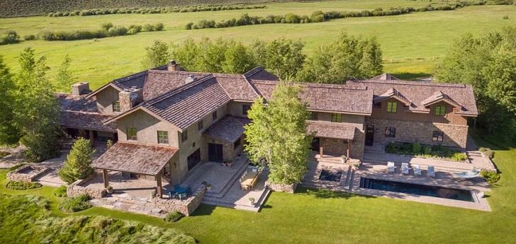 En venta por 4,1 millones la casa de una leyenda del tenis