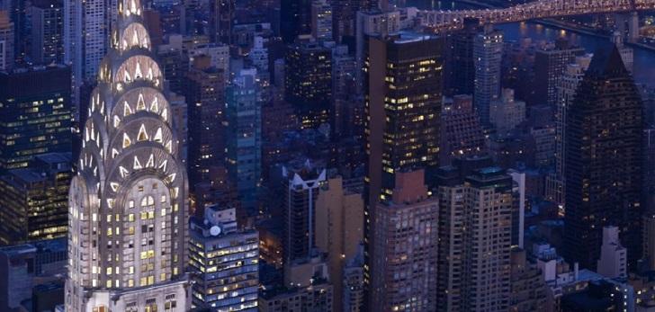 El Chrysler Building, a la venta por cerca de 1.000 millones