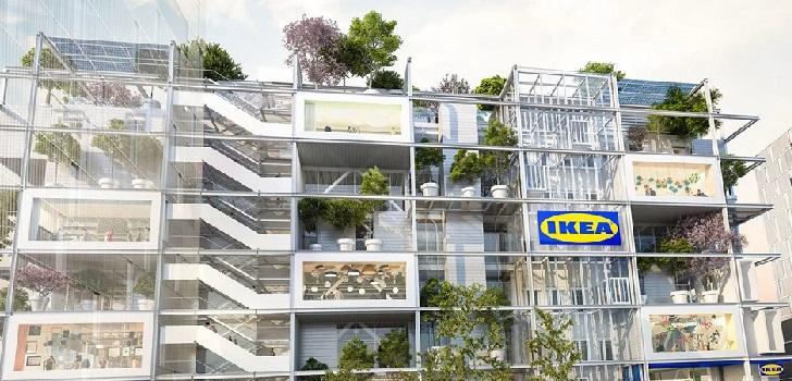 Ikea prepara su tienda más verde