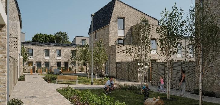 Las viviendas sostenibles, premio al mejor edificio de Reino Unido