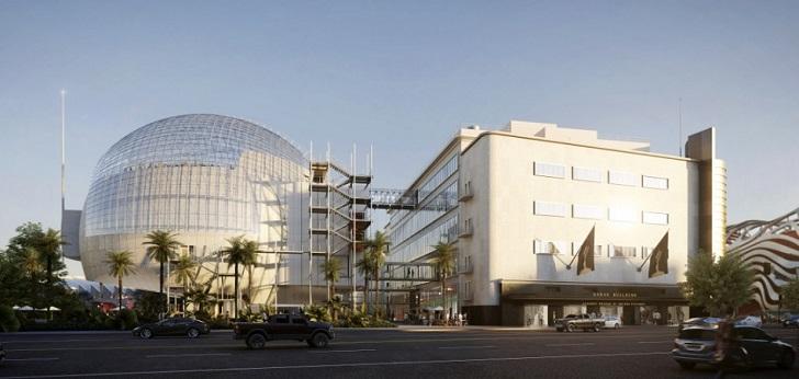 El museo del cine se estrena en Los Ángeles