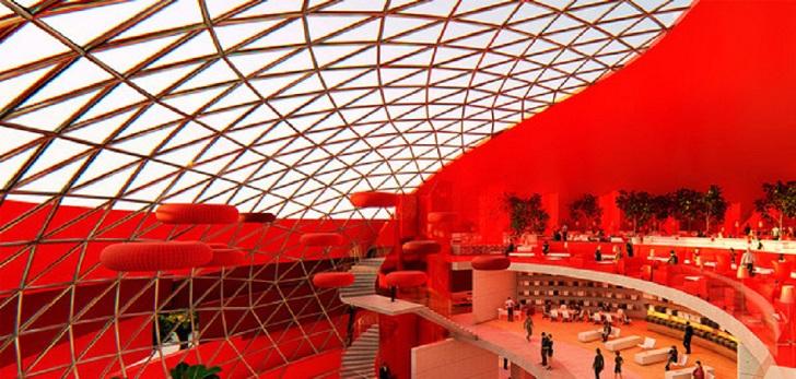 El Museo del Tomate de Taiyuán, a cargo de arquitectos españoles
