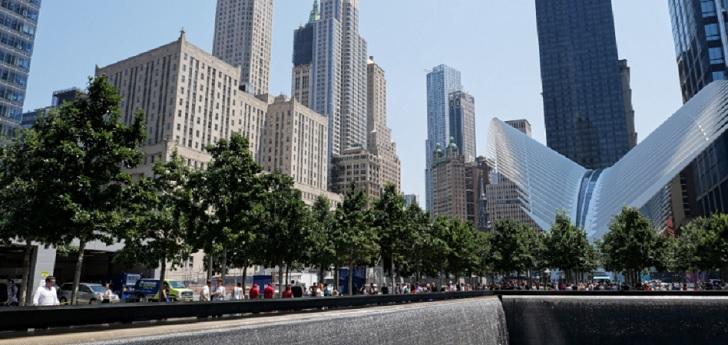 El World Trade Center cambia sus bombillas