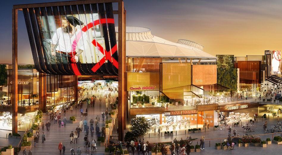 Merlin invierte 30 millones en X-Madrid, la rehabilitación del antiguo centro comercial Opción