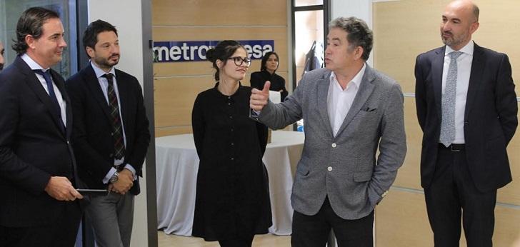 Metrovacesa inicia las obras de su promoción residencial en Pontevedra