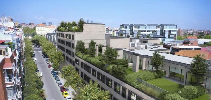 Metrovacesa inicia la comercialización de un centenar de viviendas en Madrid