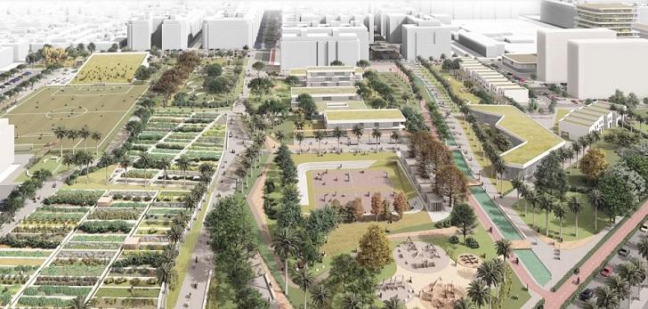 Metrovacesa invierte 280 millones en la promoción de un nuevo barrio en Valencia