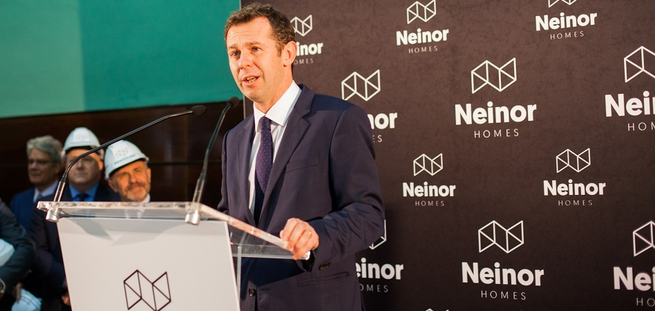 Neinor Homes vende un 3,25% de su capital a Bank of Montreal por 47 millones