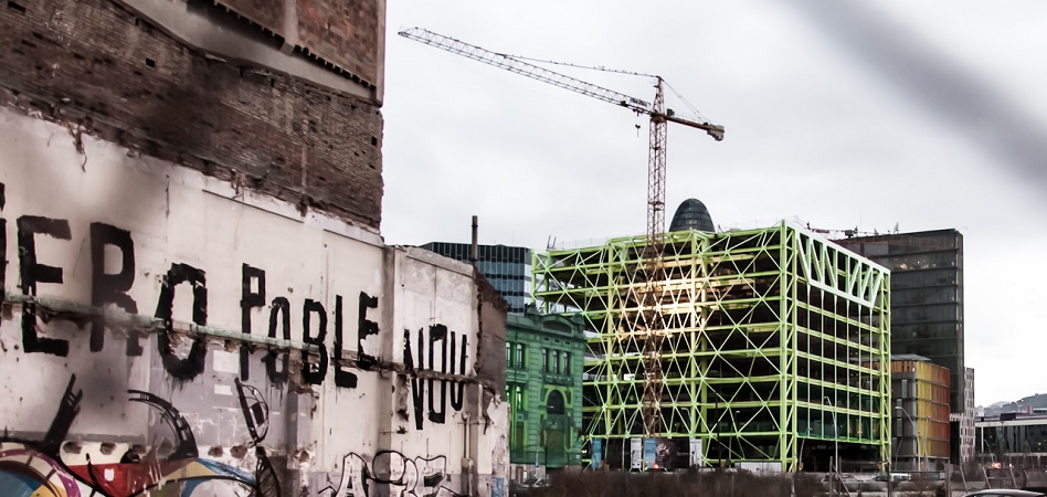 El 22@, en obras: el 'hub techie' de Barcelona proyecta más de 370.000 metros cuadrados de oficinas