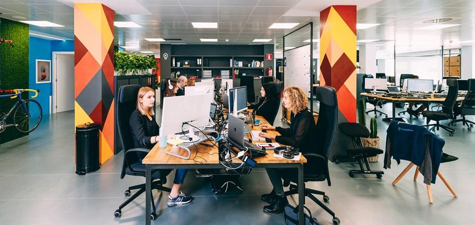 La 'start up' catalana TravelPerk duplica su presencia en Barcelona con unas nuevas oficinas