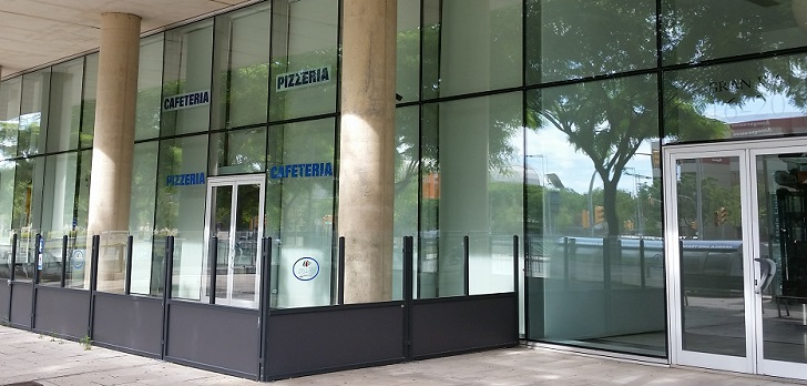 Lacoste sella el alquiler en el edificio Nova Gran Via de L'Hospital de sus primeras oficinas en Epaña