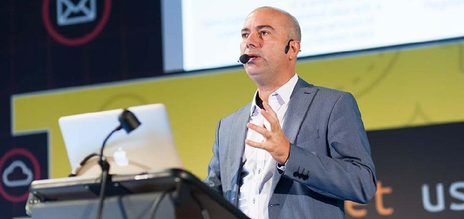 El emprendedor en serie Erik Brieva pide sitio en el 22@ con su propio 'coworking'