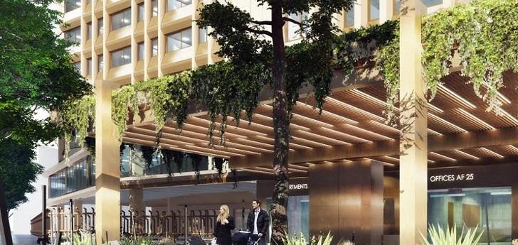 Sikone Investments 2015 arranca las obras de reforma de su complejo de oficinas junto a las Cuatro Torres