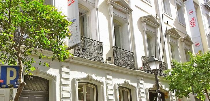 Room Mate traslada su sede: alquila a Royal Metropolitan un palacete de 2.900 metros cuadrados en Malasaña