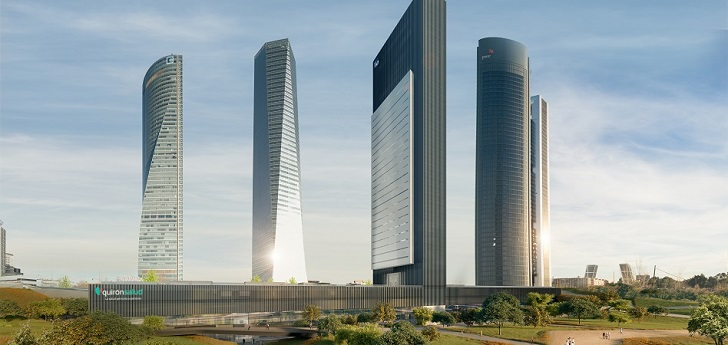 Espacio Caleido otorga la comercialización del área comercial de la 'Quinta Torre' a Savills Aguirre Newman y Lunson Mitchenall