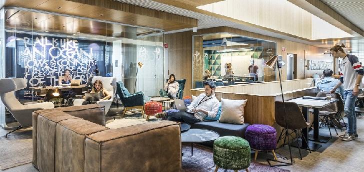 El 'coworking' al alza: crece un 20% en Europa y acapara el 9,9% de la absorción de superficie de oficinas en 2018