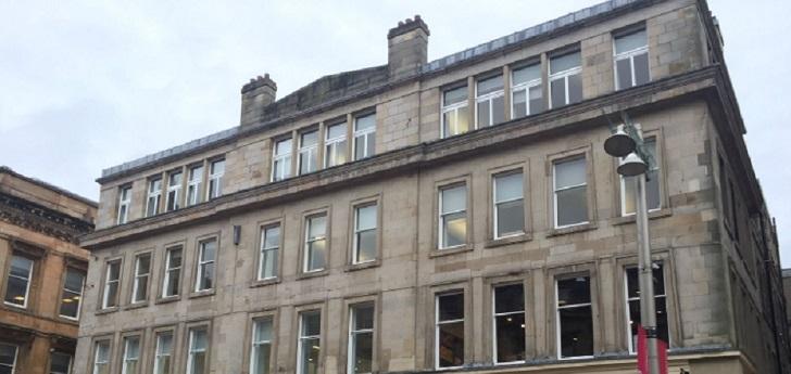 Pontegadea compra un edificio en Glasgow por 35 millones