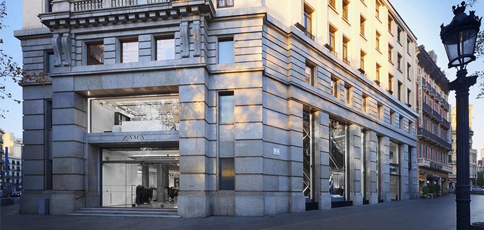 La patrimonial de Amancio Ortega alquila unas oficinas a Lidl en Barcelona