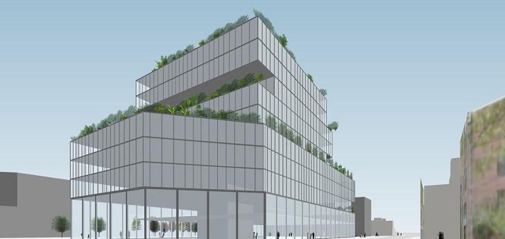 Praedium promueve el primer edificio 100% 'coworking' del 22@