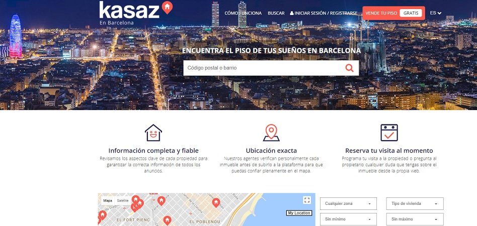 Del Candy Crush al 'real estate': un ex King lanza en Barcelona la inmobiliaria digital Kasaz