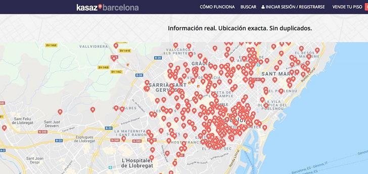 La 'proptech' Kasaz invertirá 5 millones de euros para su expansión por España en 2019