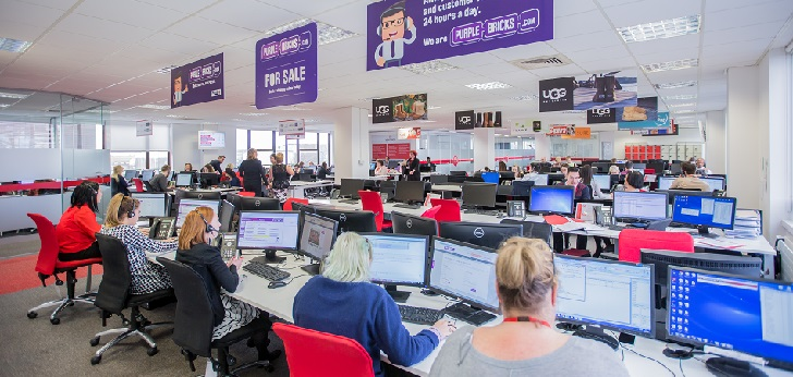 Purplebricks: el mesías de las inmobiliarias online que ganó 80 millones en cuatro años