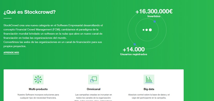 Stockcrowd y AW Fomenti impulsan el desarrollo de la promoción local a través del 'crowdfunding'