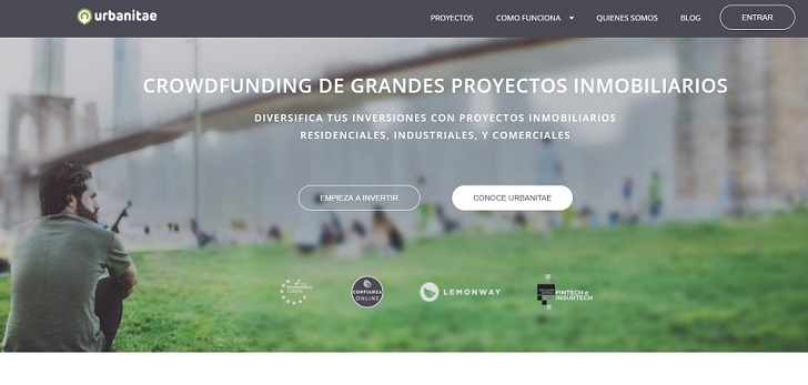 El crowdfunding ya financia a cotizadas: Urbanitae participa en un préstamo de 15 millones a Quabit
