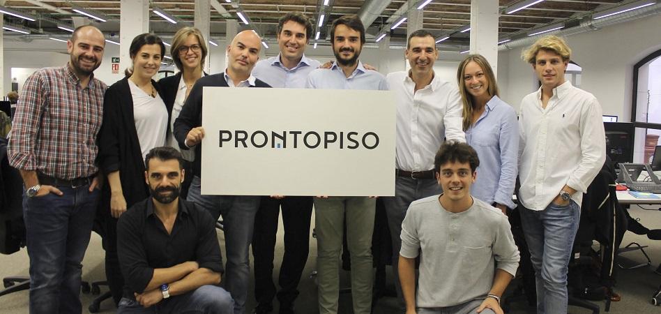 ProntoPiso: el primer proyecto 'proptech' de Antai arranca en España con 3 millones de financiación