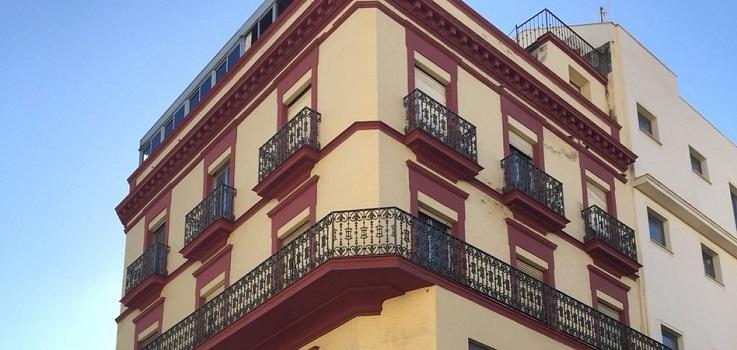 PSN aumenta su cartera de oficinas en Sevilla: adquiere un edificio en el centro histórico