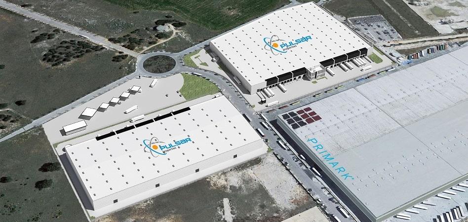La 'joint venture' prevé adquirir 400.000 metros cuadrados de superficies logísticas en España