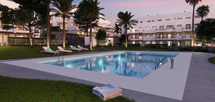 Quabit arranca las obras de 79 viviendas en Málaga con una inversión de 12,1 millones