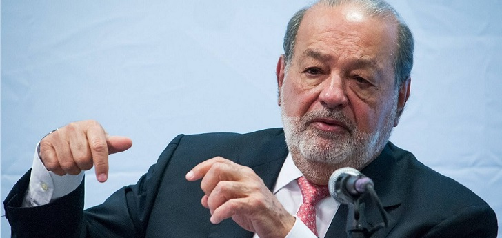 Carlos Slim inyectará otros 50 millones de euros en la ampliación de Realia