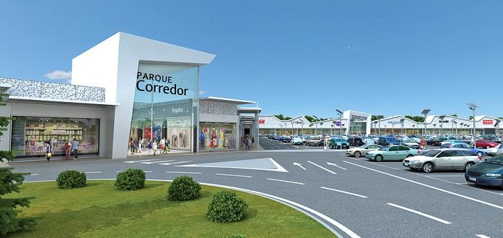 Redevco y Ares destinan 45 millones para reformar Parque Corredor