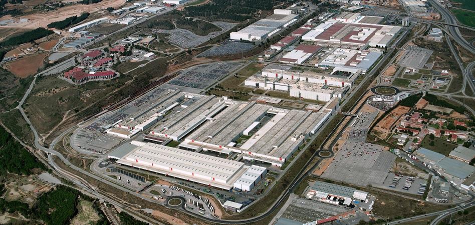 Seat refuerza su logística con la construcción del almacén automático más alto de España