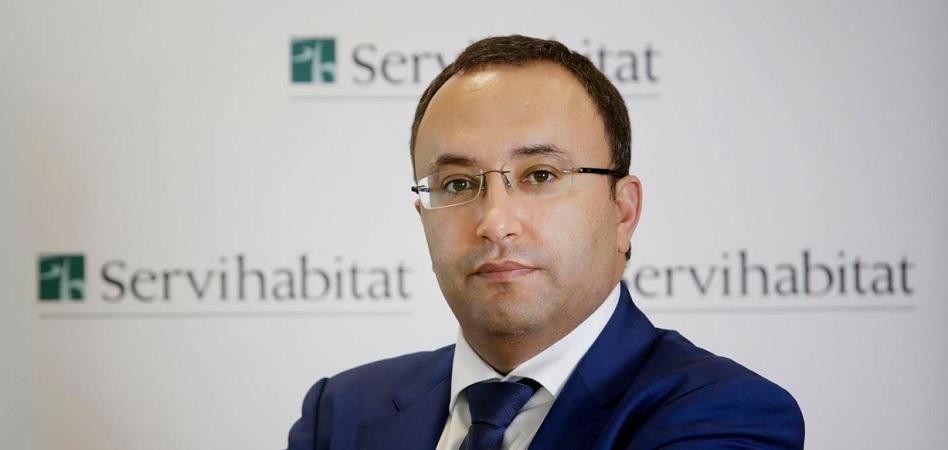 Servihabitat ficha a un ex BNP Paribas y Cerberus como nuevo consejero delegado