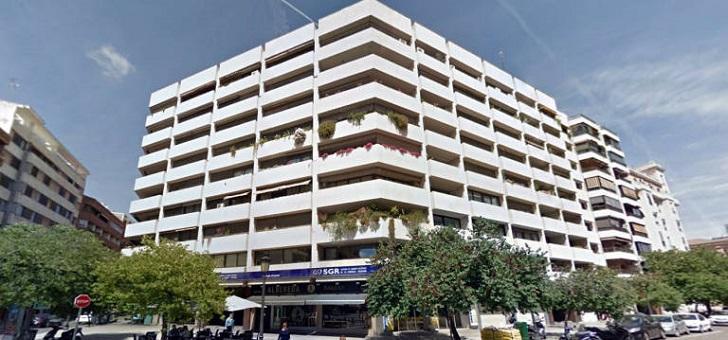 La SGR de la Comunitat Valenciana saca al mercado su sede central por 2,85 millones