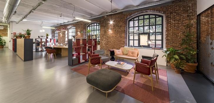 Spaces aterriza en Bilbao: nuevo 'coworking' en la Plaza Circular
