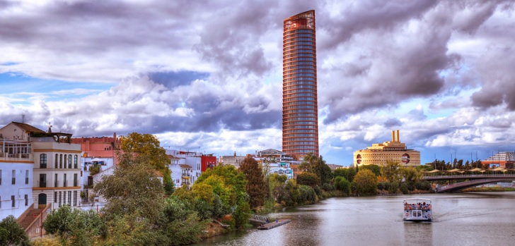 El Centro Comercial Torre Sevilla Inicia La Cuenta Atrás Abrirá El