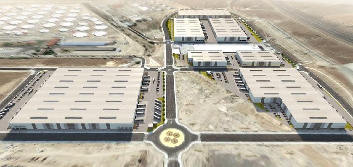VGP suma 40.000 metros cuadrados de suelo logístico a su cartera