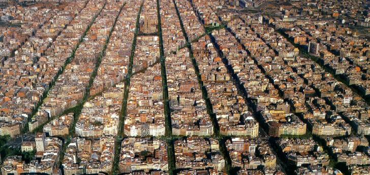 La venta de vivienda en Barcelona cae un 69% durante el tercer trimestre de 2017