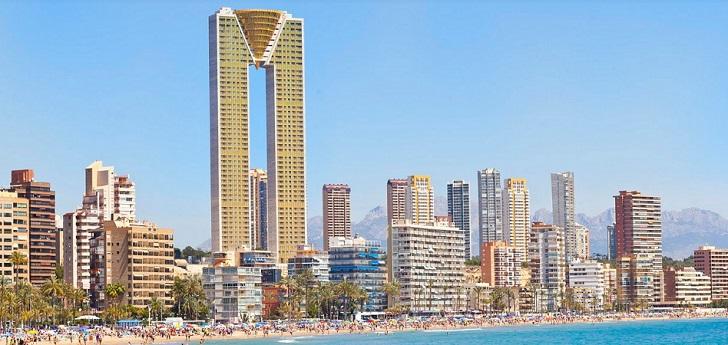 Sonneil, a cargo de la venta de los 270 pisos del edificio más alto de España