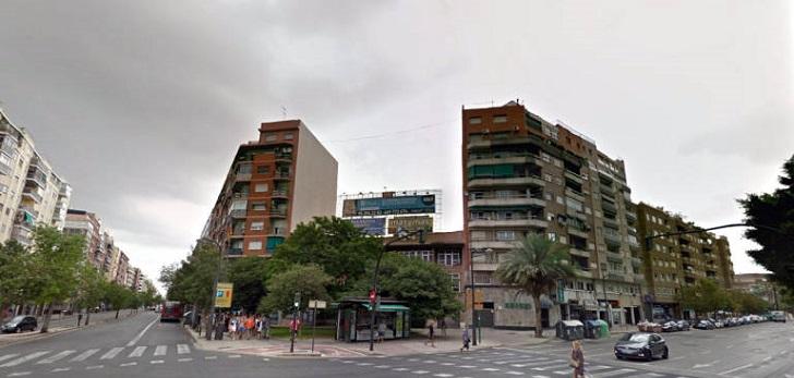 La promotora Adaptis levantará 23 viviendas de lujo en la antigua sede de la juguetera Geyper en Valencia