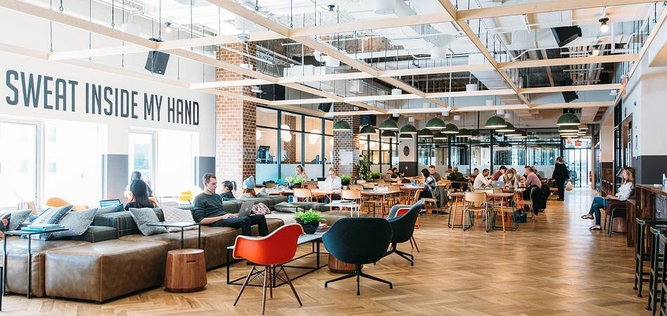 La cuota de oficinas flexibles en Europa superará los dos millones de metros cuadrados en 2018