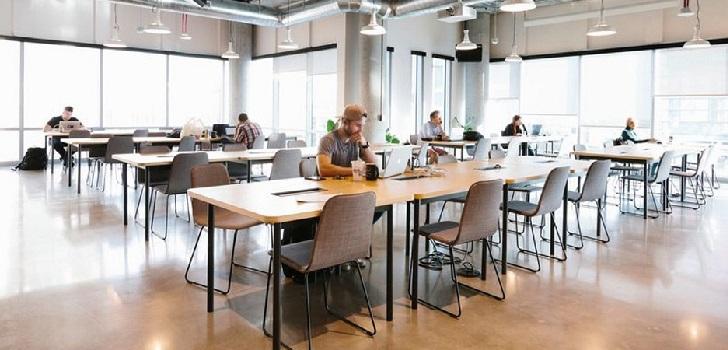 Oficinas eficientes: WeWork usa el 'big data' para optimizar los espacios de trabajo