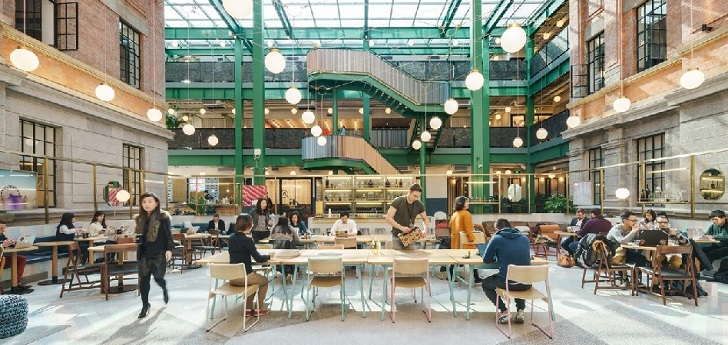 'Coworkings': luces y sombras del nuevo 'rey' del 'real estate'