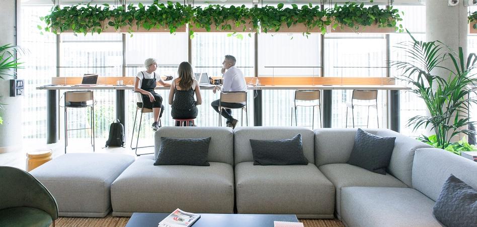 """Andy Heath (WeWork): """"Las oficinas tradicionales se han olvidado de la persona"""""""